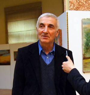 Istituto cultura italiana (NGO)/Articles/Meeting with Irakli Avalishvili by Gabriele Rota/Irakli.jpg